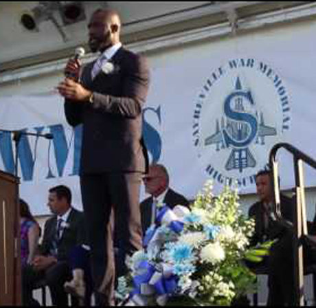 SWMHS 2016 Commencement Speech
